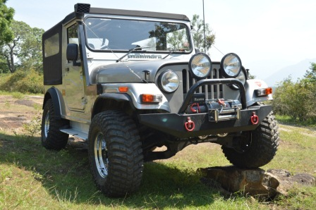 modified thar crde