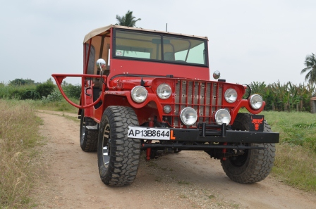 Hi all, Welcome to jeep clinic .jeep clinic get India's first BAS ISO 9001 2008 on  Restoration & Re modification jeeps field .Your search for the open/close jeep's end's here. showroom condition look like a Willys MB willys GPW willys cj2a willys3a willys cj3b willys Kaiser jeep classic jeepmm540maruthi gypsy. company provides all types of open/close jeep's with all types of engines AGAINST ORDER BASIS on 100 daays duration. Restored jeep are we make on the chassis with Brand new body shell,wheels tyres etc. jeeps our aim is to provide Modified open/close jeeps to all those people's whose hobby is to keep open/close jeeps with them. We are in this business since 2006 and we are satisfying people with our best service. Our aim is to spread our business all over India so, that anybody who wants to purchase Modified open/close jeeps can purchase from our company. We will satisfy all the needs of the person who wants to purchase the open/close jeep. Please contact Serious jeepers only
